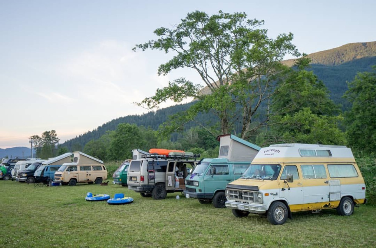 Vanlife Gatherings Changed My Life